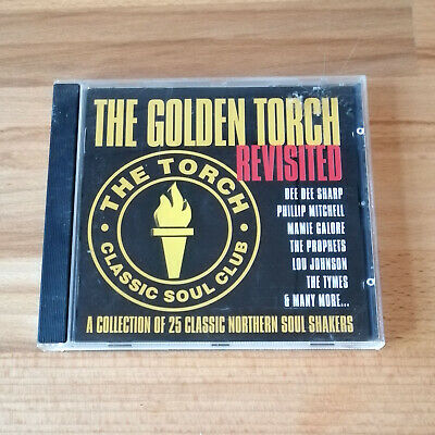 £9.99 • Buy The Golden Torch Revisited - Classic Soul Club CD - 25 Northern Soul Shakers