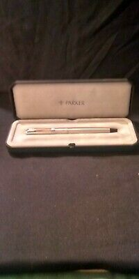 £38 • Buy Vintage Parker Fountain Pen In Case Look At Pics Good Condition