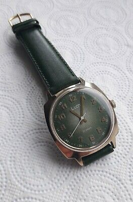 £35.50 • Buy Vintage LUCH   Soviet USSR Watch Cal.2209 23j
