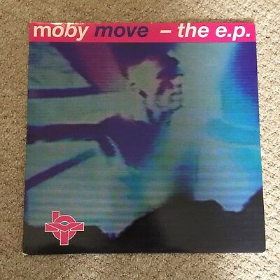 £9.99 • Buy Moby The Move EP 12  Vinyl