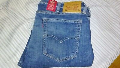 £39.99 • Buy Levis 519 (£84.99), 100%cotton, Super Skinny 38  Waist, 34  Leg, New With Tags**