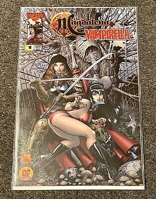 £12 • Buy Magdelena/Vampirella* #1 Dynamic Forces Exclusive Cover. COA Included. Near Mint