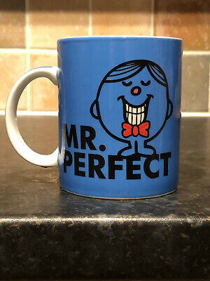 £7.49 • Buy Mr Men Little Miss: Mr Perfect Tea Coffee Mug - 2015 Thoip: Large - Official