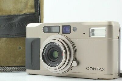 $ CDN373.50 • Buy Film Counter Not Read [Exc+5 In Soft Case] Contax TVS Camera From JAPAN