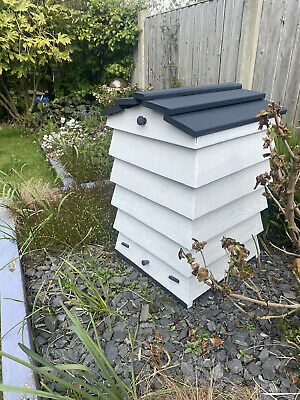 £125 • Buy Beehive Composter Kit - Real Wood With Solid Oak Roof For Durability