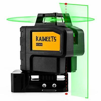 AU346.81 • Buy Laser Level, Green Cross Line And 2 Red Plumb Spots, Working Range:30M,