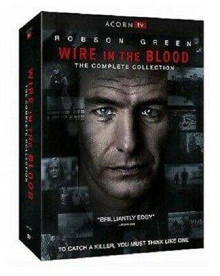 £33.10 • Buy Wire In The Blood: The Complete TV Series Collection (DVD,2019,13-Disc Set) NEW