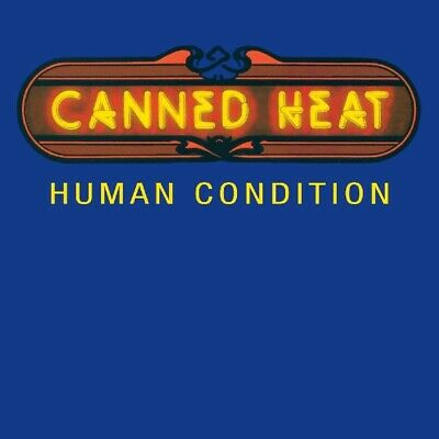 £5.90 • Buy Canned Heat - Human Condition