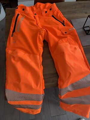 £85 • Buy Stein Sentinel Rail GO/RT Chainsaw Trousers Type C, Class 1