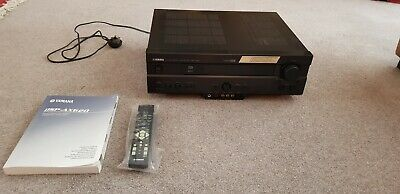 £65 • Buy Yamaha DSP-AX620 HiFi AV Amplifier * Exceptional Fully Working + Remote & Manual