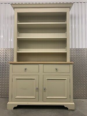 £1195 • Buy Neptune Chichester Kitchen Dining 4ft Open Dresser Armoire Sideboard RRP£1935