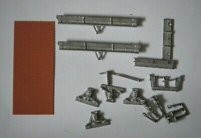 £12 • Buy ABS OO EM 4mm GWR 1-plank White Metal Open Wagon Kit No Instructions
