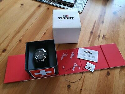 £140 • Buy TISSOT T-Touch T-Race Watch..complete With Box And Cards..