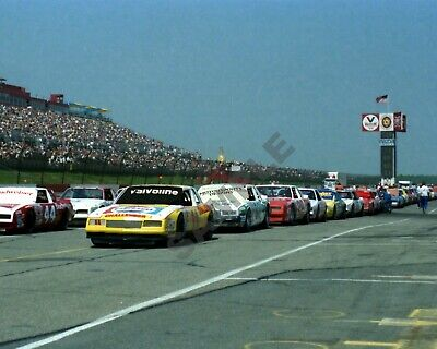 $9.95 • Buy 1980s Darrell Waltrip Pepsi Winston Cup Starting Line Up Photo 35mm Negative Lot