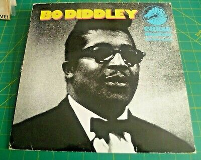 £10 • Buy ***Bo Diddley...Chess Masters...Double Album***