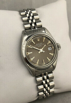 $ CDN1174.08 • Buy Vintage Rolex Oyster Perpetual #6916 Automatic Stainless 26mm Ladies Wristwatch