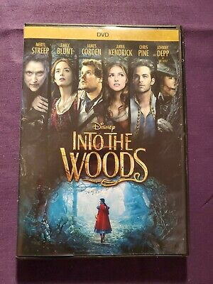 £2.84 • Buy Into The Woods (DVD, 2015)