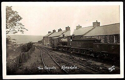 £1.43 • Buy Rosedale Railway, The Depots., Blakey Junction Station, North Yorkshire, Rp