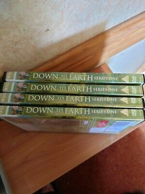 £39.99 • Buy Down To Earth Series 1+2+3+4+5 (DVD,2009) PUBLIC DOMAIN RECORDINGS