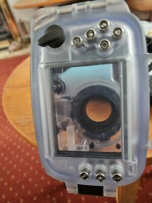 £3.80 • Buy Sea And Sea Underwater Camera Housing With Additional Wide Angle Lens