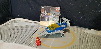 £55 • Buy Lego  918 One Man Space Ship + Instructions 100% Space Classic Vintage #1