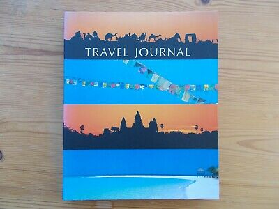 £3.99 • Buy Travel Journal Unused Excellent Condition