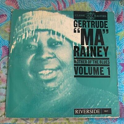 $4 • Buy Ma Rainey Mother Of The Blues Vol. 1 Riverside Paramount Masters