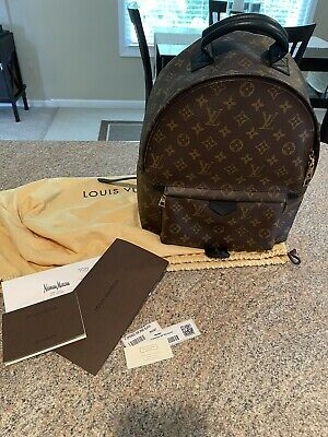 $1950 • Buy Louis Vuitton Palm Springs Mm Backpack