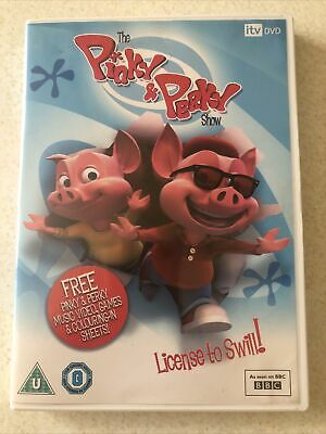 £1.49 • Buy The Pinky And Perky Show: License To Swill! DVD