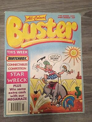£3.50 • Buy Buster Comic - 15th August 1992