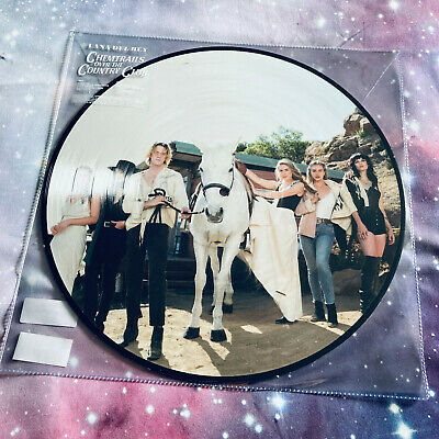 AU137.30 • Buy Lana Del Rey  Chemtrails Over The Country Club  LP Spotify Picture Disc Vinyl
