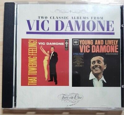 £3.99 • Buy Vic Damone - That Towering Feeling ! / Young And Lovely CD