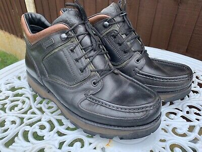£80 • Buy Vintage Rockport Boots Size 10w Made In Portugal