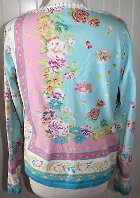 £20 • Buy Attractive Vintage 90's Colourful Quality Cardigan - Perfect For Summer  Size S