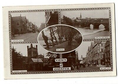 £1.50 • Buy Multi-view - Chester - Posted -  Fc32