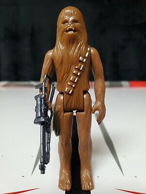 $ CDN6.36 • Buy Vintage 1977 Star Wars ANH Chewbacca Complete