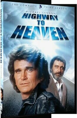 £7.24 • Buy Highway To Heaven - The Complete Season 3 (DVD, 2014, 5-Disc Set) SEALED