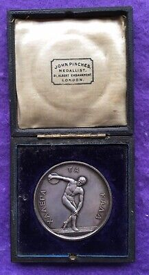 £70 • Buy Historical Medal Medallion -  1905 Silver Medal By John Pinches