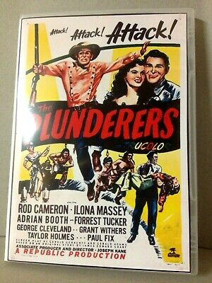 £3.99 • Buy The Plunderers Starring Rod Cameron