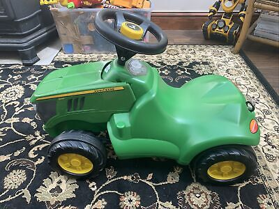£30 • Buy Rolly Toys John Deere Childrens Push Tractor Kids Ride On Farm Toy