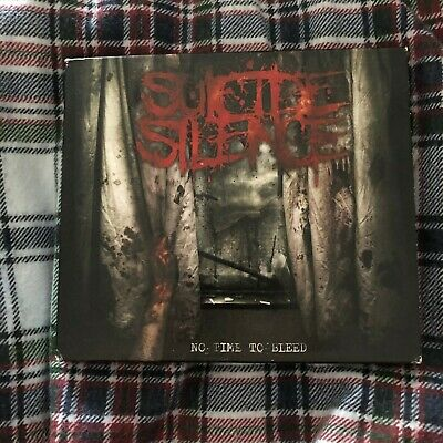 £3.99 • Buy Suicide Silence - No Time To Bleed CD All Shall Perish Whitechapel