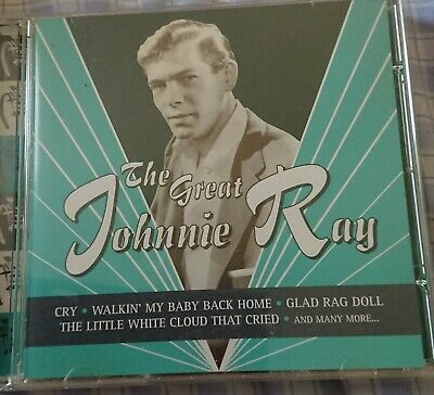 £1.50 • Buy The Great Johnnie Ray Cd