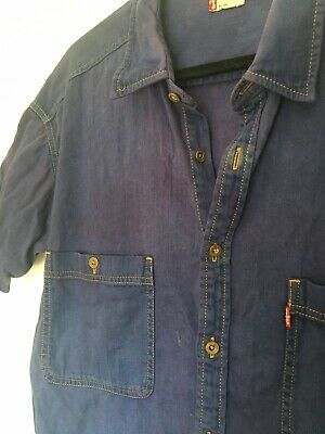 £5 • Buy Levi Remade Red Label Shirt