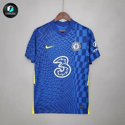 £45 • Buy Chelsea Home Man Jersey 21/22 With Face Mask
