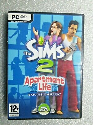 £22.99 • Buy Apartment Life Expansion Pack For The Sims 2: (PC DVD ROM, Windows, 2008)