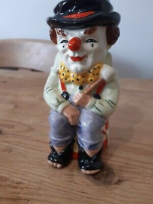 £19.99 • Buy ROYAL DOULTON TOBY. 1992. THE CLOWN. LIMITED EDITION. No. 28. 1st.QUALITY.