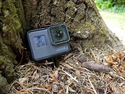 AU60.38 • Buy Gopro Hero 5 Black Water Proof Action Camera Good Condition