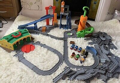 £30 • Buy Thomas & Friends Take N Play Tidmouth Shed Snake, Bridges With Die Cast Engines