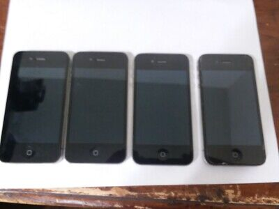 $ CDN30.21 • Buy Lot Of 4 Apple IPhone 4s Model A1387 - For Parts As Is.