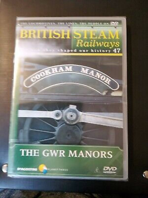 £4.99 • Buy BRITISH STEAM RAILWAYS D.V.D. - NO.47 - The GWR Manors.
